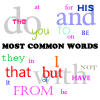 most-common-words
